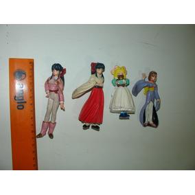 Bonecas Mangas Antigas Japonesas Ursinho Colo Não Sei Nome