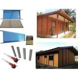 Kit Forma P Fabricar Casa/muros Pré Fabricado De Concreto