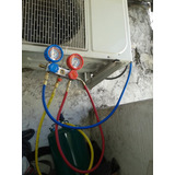 Cargas Recargas De Gas Aire Acondicionado Split R22 Y R410a