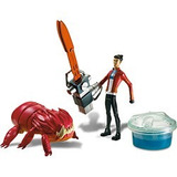 Mutante Rex Generator Evo Attack Big Fat Sword Com Embalagem