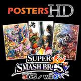Posters Smash Bros Nintendo