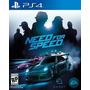 Need For Speed Ps4 Nuevo Y Sellado