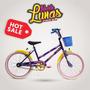 Bicicleta Nena Luna By Kelinbike R 20 Hermosa!!!!!!!
