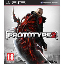 Prototype 2 Ultimate Ed. Ps3 Master_games