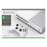 Consola Xbox One S 500 Gb Reacondicionada Más Tarjeta Live