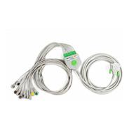 Cable Paciente Decapolar Snap Eccosur Ergometría