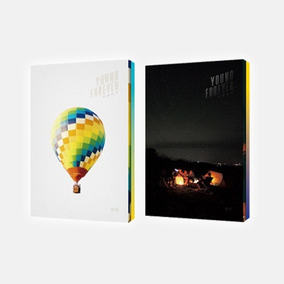 Bts Young Forever (version Day O Night) Cd - Kpop