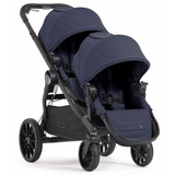 Baby Jogger City Select Lux Carreola Doble Gemelar Nueva