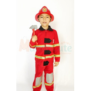 Disfraz De Bombero Para Niño Disfraces Halloween Alta Calida