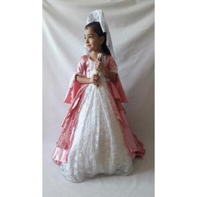 710c6566e Alquiler De Disfraz De Dama Antigua - Disfraces para Infantiles ...