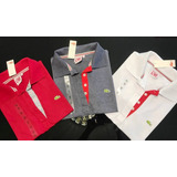 Camisa Importada Reserva Lacoste Polo Peruanas Kit 20 Peças