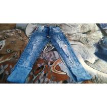 Jeans .nuevo Talla 38 Elasticado .