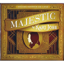 Cd + Dvd Kari Jobe - Majestic (original)