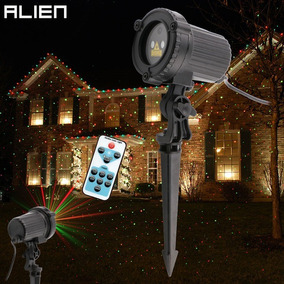 Projetor De Luz Laser Star Motion Rave Luzes Natal Festa