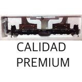Vagon De Carga Roco Ho 1/87 Original 6 Ejes Compatible Lima