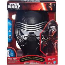 Mascara Kylo Ren Modificador De Voz Star Wars Hasbro Disney