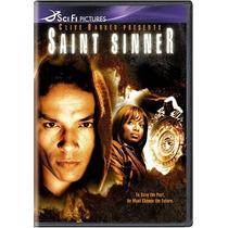 Saint Sinner -clive Barker -scifi Pictures Dvd 2004 Impotado