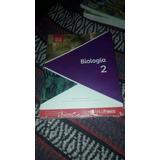 Libros Secundario Biología 2 Ed Tinta Fresca Nuevos