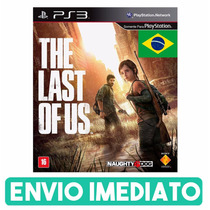 The Last Of Us Ps3 Cod Psn Completo Em Português
