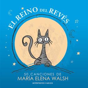 Cd 50 Canciones De María Elena Walsh