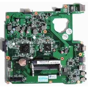 Placa Mãe Notebook Acer Hdmi Usb 3.0 Da0zqzmb6c1 Zqz E1-421