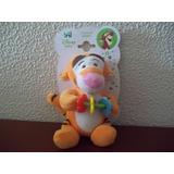 Tigrão Chocalho Bambolê - Do Ursinho Pooh - Buba Toys