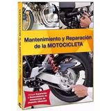 Libro Mecánica De Motos - Reparación Y Mantenimiento Con Cd