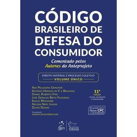 Codigo Brasileiro De Defesa Do Consumidor - Comentado Pelos