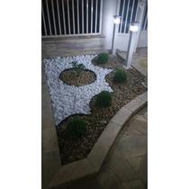 Pedras Decorativas - Para Jardim E Exteriores Saco 15 Kg