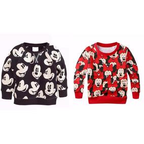 Buzos Importados Minnie/ Mickey