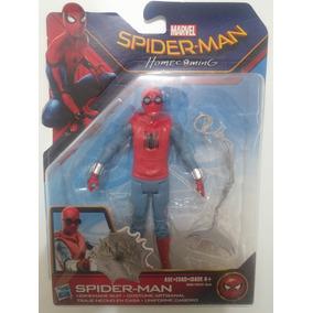 Marvel Homem Aranha De Volta Ao Lar Traje Caseiro Spider Man