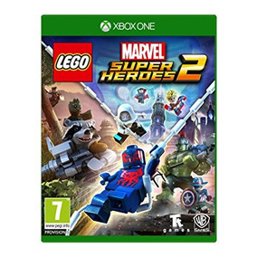 Videojuego Lego Marvel Superheroes 2 Xbox One Ibushak Gaming