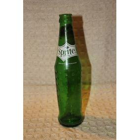 Antigua Botella De Bar Sprite No Coca Cola