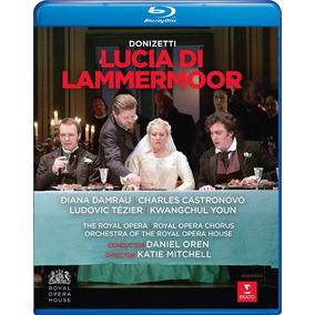 Donizetti - Lucia Di Lammermoor - Blu-ray Original E Lacrado