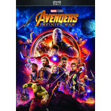 Dvd : Avengers: Infinity War (dolby, Ac-3, Dubbed, Subti...