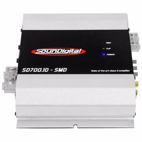 Sd 700 Amplificador Modulo Mono Soundigital