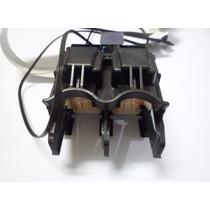 Carro De Impressão P/ Impressora Hp C3550 Com Flat