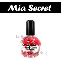Aceite De Cuticula Mia Secret Grande 1 Oz Gel Gelish Uñas
