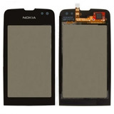 Tela Touch Screen Display Nokia Asha 311 Preto