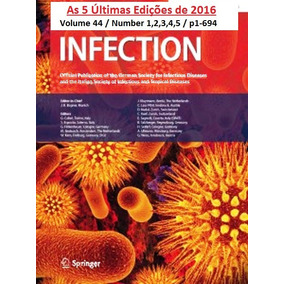 Infection 2016 Springer / 5 Últimas Ed Vol44 Revista Medical