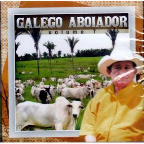 Cd Galego Aboiador - Vol 7 Fazenda Bela Vista - Vaquejadas