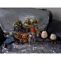 Shrek Fiona Mc Donalds 11 Personagens