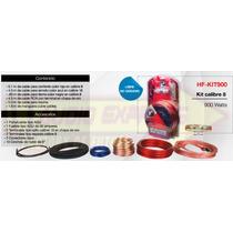 Kit De Instalación Calibre 8 900 Watts Hfkit900