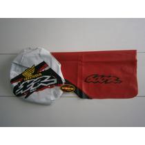 Kit Funda Tanque Y Asiento Honda Xr 600 1998 En Xero Racing