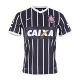 Camisa Corinthians Nike Listrada 2013/2014