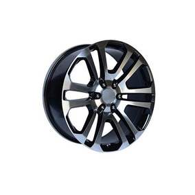 Oe Creations 158 Gm Ck158 Réplica 20x9 6x139.7 24mm Negro /