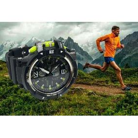 Reloj Diseño Sport Resistente Al Agua Uso Rudo