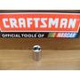 Nueva Craftsman 1/2 6 Pt Sae O Métricas Superficial Toma H