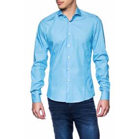 Camisa Key Biscayne Riley Raya Cut Away Lanin 02-14000