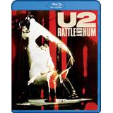 Blu-ray U2 Rattle And Hum Nvo Orig Elfichu2008